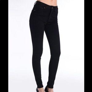 just black BLACK LABEL Skinny Jeans